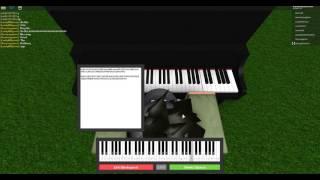 Comment jouer Fight Song sur Roblox Piano