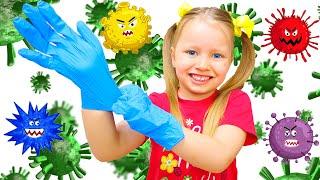 Милли и детские истории про вирусы