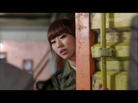 120312 Dream High 2 Ep.13 Nana (Hyolyn/Hyorin) Singing Cut