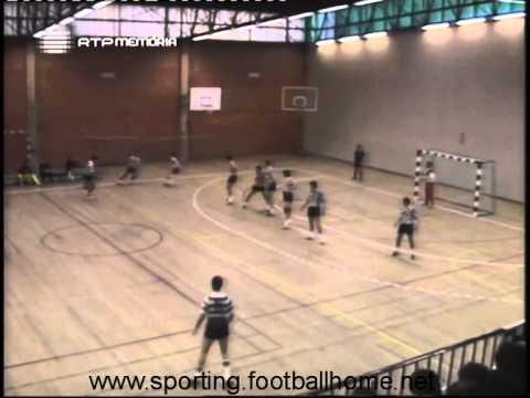 Andebol :: 11J :: Boavista - 18 x Sporting - 18 de 1989/1990