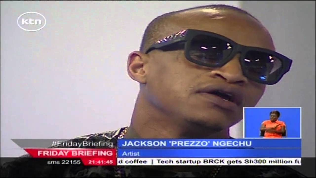 How rapper Prezzo caused gun drama at KTN before disastrous TV