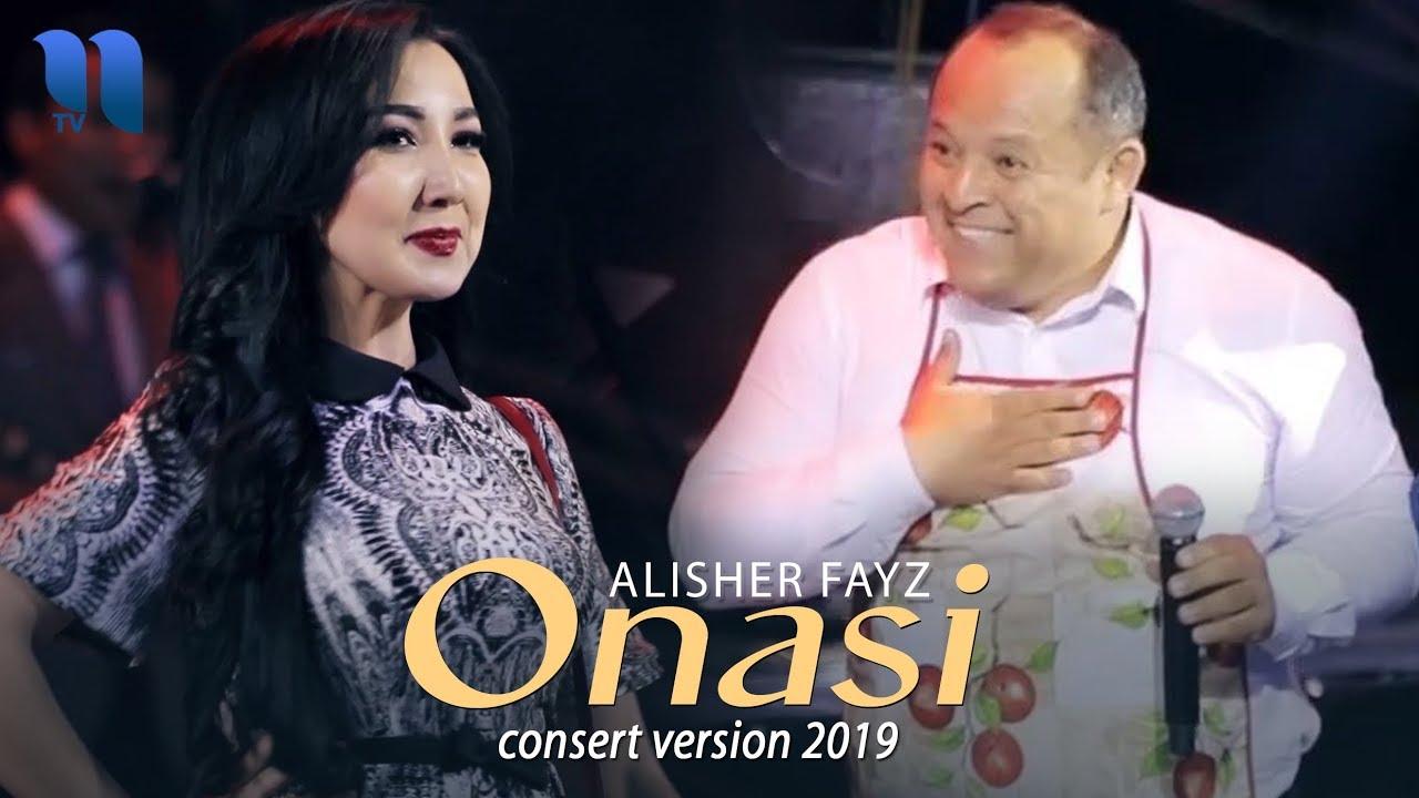 Alisher Fayz - Onasi | Алишер Файз - Онаси (consert version, 2019)