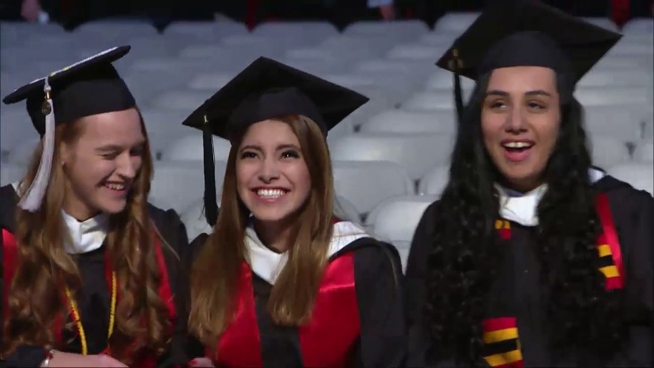 2016 Winter Commencement - YouTube