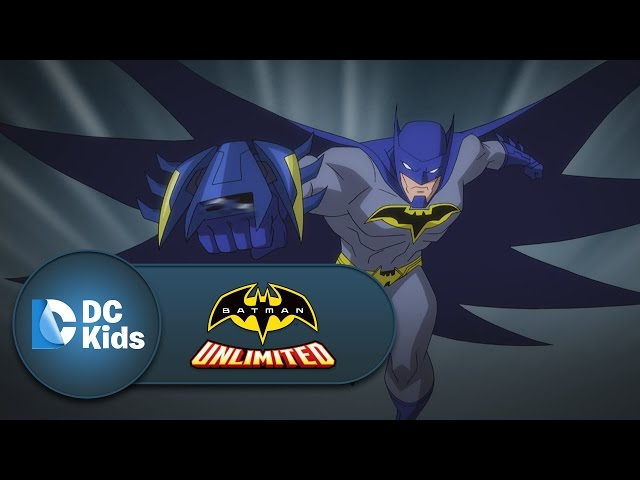 Training Standoff | Batman Unlimited | DC Kids
