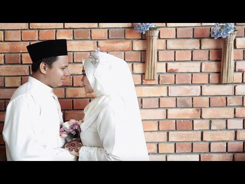 Malaysia Malay Wedding (Akad Nikah) | Amir + Qamalyia by Grid Media House