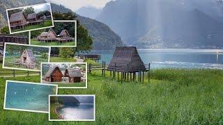 Visita al lago di Ledro un luogo incantato del Trentino