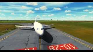 fsx   9y utt from piarco to camden airfield