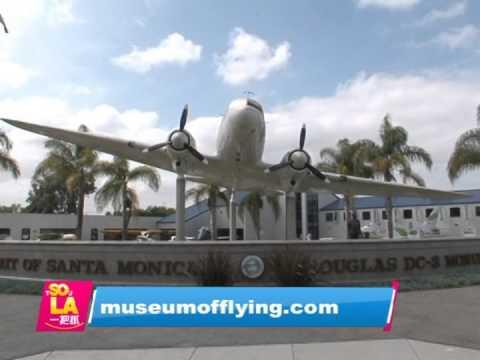 Museum of Flying A 聖塔莫妮卡/飛行博物館