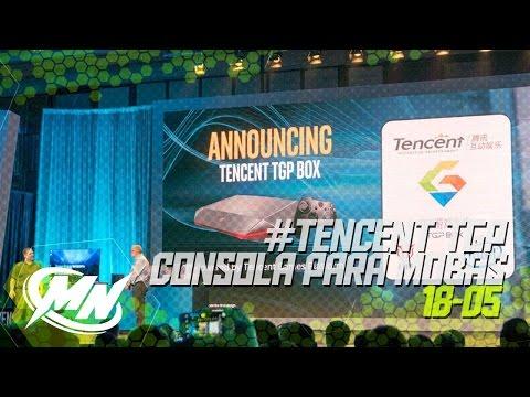 EN LA RADIO: Tencent TGP