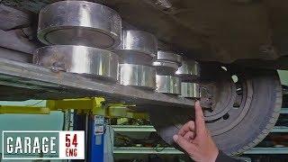 DIY magnetic suspension