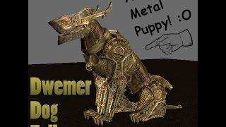 SKYRIM Обзор модов №28 | Двемерский пес