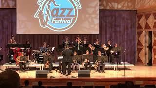 Clovis High Jazz A: Caribbean Fire Dance