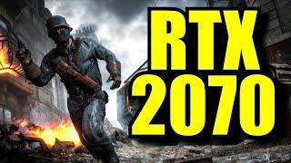 Battlefield 1 RTX 2070 OC (Multiplayer) 1440p Ultra Settings | FRAME-RATE TEST