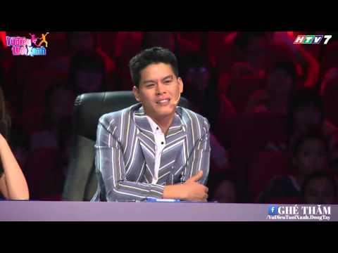 VŨ ĐIỆU TUỔI XANH -VÒNG CHUNG KẾT-AN BÌNH  vs THÚY VY (24/8/2014)