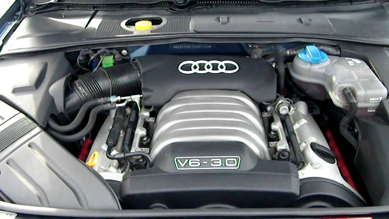 2002 Audi A6 3 0 Quattro Fresh Avant Tdi A4 Engine Timing Change Diagram Sport Nomal Sound Around Belt Youtube