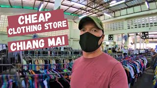 Shopping In Thailand   Cheap Clothing Store in Chiang Mai