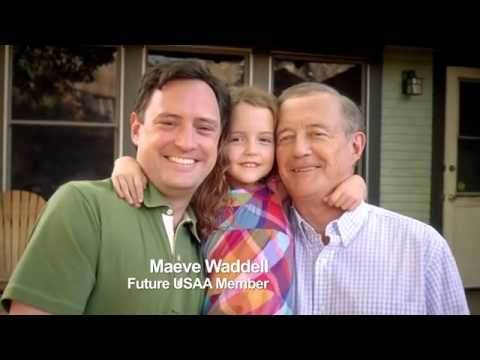 USAA Bank Auto Insurance Ad