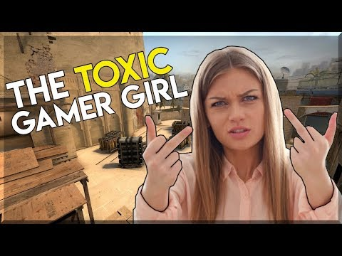 The Most Toxic Girl Gamer