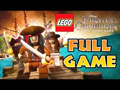 LEGO Pirates Of The Caribbean FULL GAME Longplay (PS3, X360, Wii)