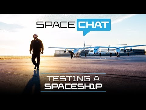 Science With Virgin Galactic | Testing a spaceship