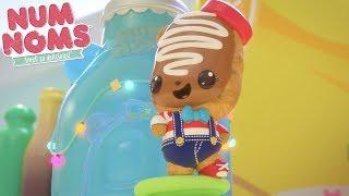 Home Sweet Bottle | Snackables Compilation | Num Noms | Videos for Kids