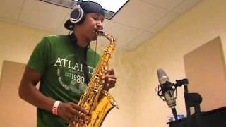 John Mayer - I Don't Trust Myself (With Loving You) - Alto Saxophone by charlez360