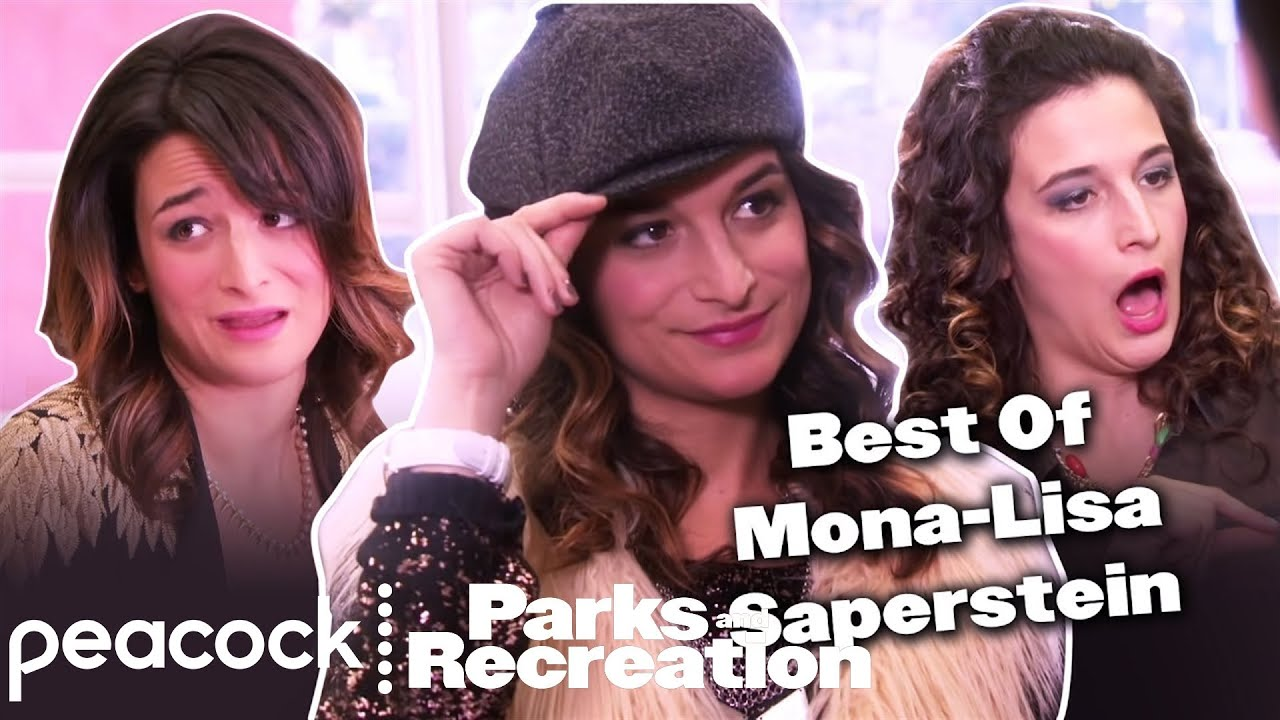 Download Best of Mona-lisa Saperstein - Parks and Recreation