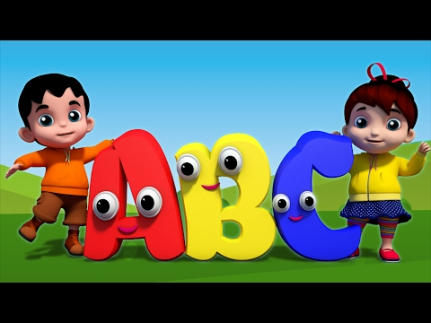 Junior Squad  Kids Nursery Rhymes  ABC Song  Alphabets Song  Learning ABC  Ba Rhyme JrSquad