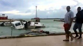 Tonga torn apart by Cyclone Gita