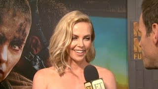 Charlize Theron on Her Shocking Film Transformations: You Have to Respect the Role
