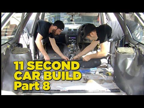 Gramps The 11 Second Car - Build Part 8