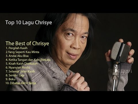 Chrisye Top Hits