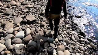 Риболовля на гірських річках і струмках. (частина 2я)
