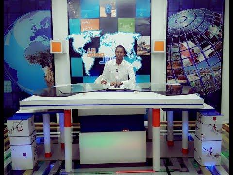 Le Grand journal de l'Éducation présenté par Cheikh Hassana FALL