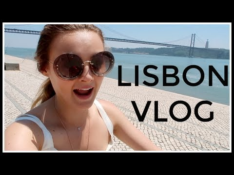 A Day In Lisbon | Niomi Smart VLOG
