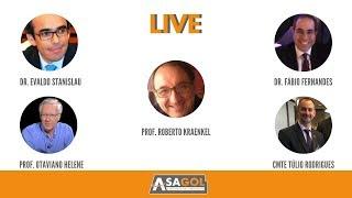 Live | Coronavírus e perspectivas futuras