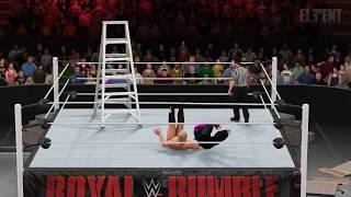 WWE 2K16 : Jeff Hardy Extreme Moments & Botches