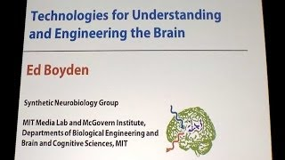 Understanding and Engineering the Brain - Hertz Fellow, Ed Boyden Thumbnail