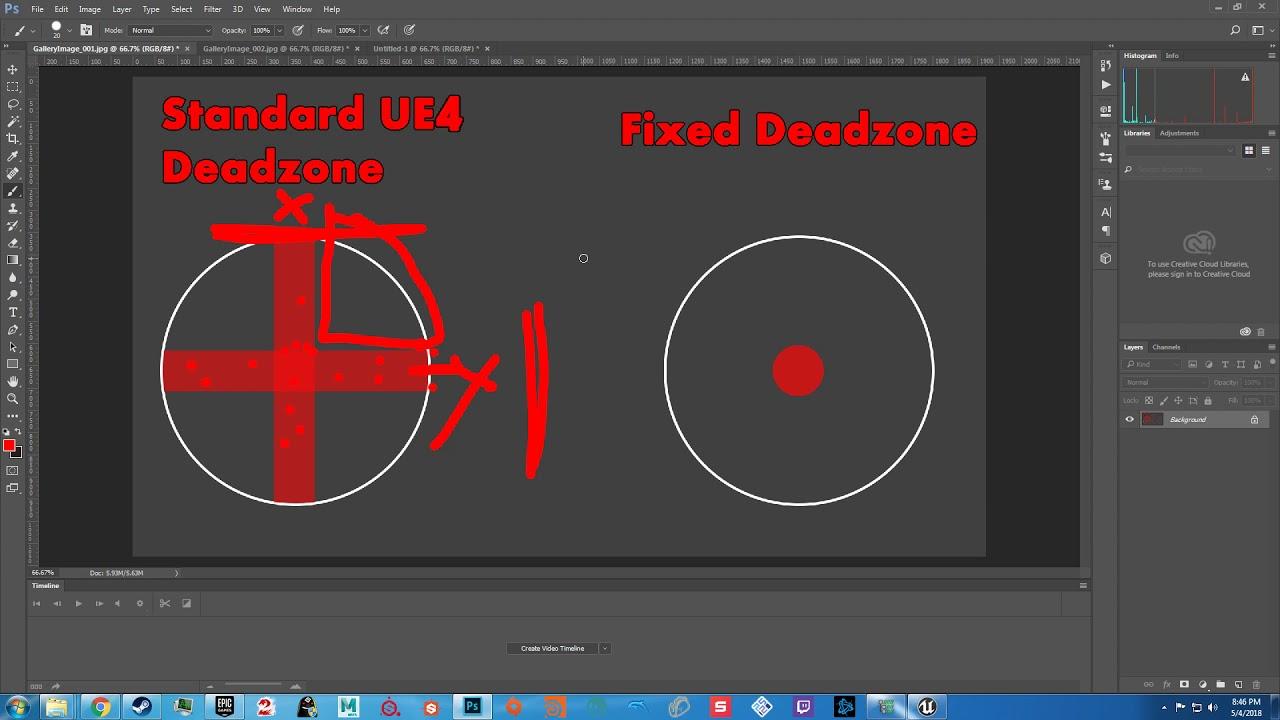 Ue4 Gamepad Input