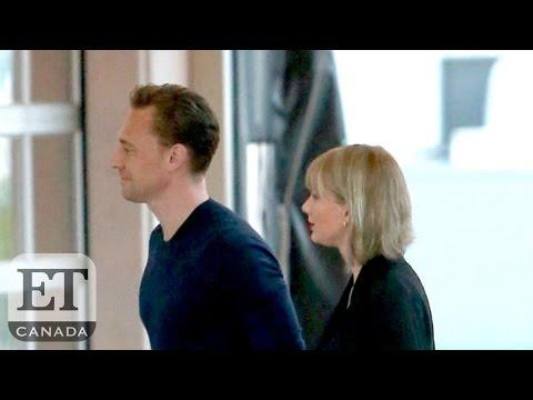 Watch Taylor Swift And Tom Hiddleston Grab Steaks On Nashville Date