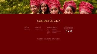Maridadi Partys Website 2016