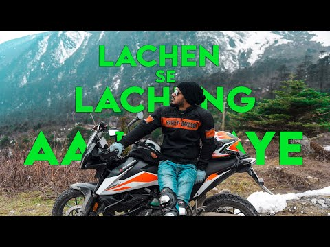 LACHEN TO LACHUNG
