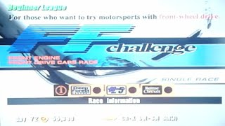 Gran Turismo 3: A-Spec - Part #14 - FF Challenge (Beginner)
