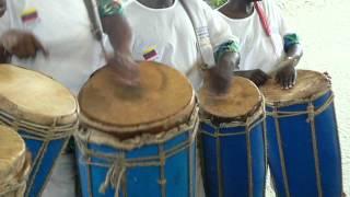 Tambores Chimbángueles - Golpe Chimbangalero Vaya