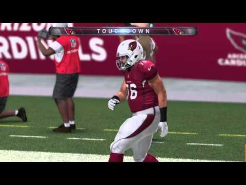 Mike Iupati with a hilarious 80 yard touchdown run!