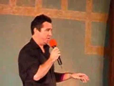 Pegasus 3 - Paul McGillion - Imitating his cast members
