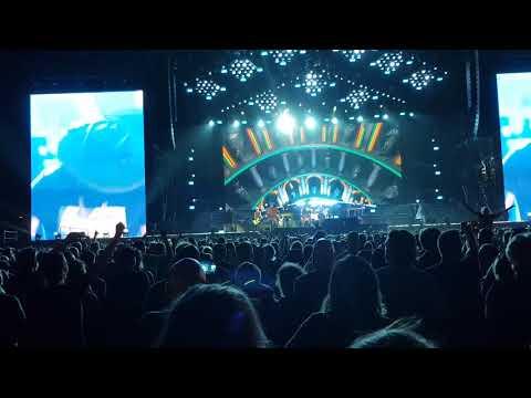 Guns N Roses Paradise City Nijmegen Goffertpark 2018  live