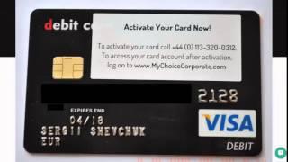 Заказ и активация дебетовой карты Visa от сервиса Xapo. Полная пошаговая инстукция