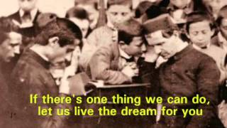 Live the Dream - St. John Bosco