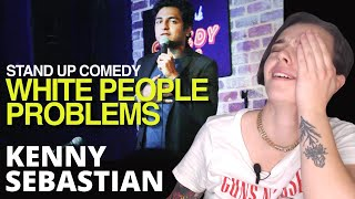 NRIs, INDIAN AMERICANS & WHITE PEOPLE PROBLEMS - STAND UP COMEDY : KENNY SEBASTIAN | REACTION!!!
